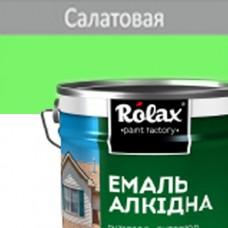 Эмаль ПФ-115  ROLAX 20 кг салатовая