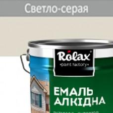 Эмаль ПФ-115  ROLAX 20 кг светло-серая