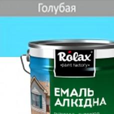 Эмаль ПФ-115  ROLAX 20 кг голубая