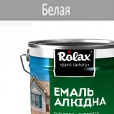 Эмаль ПФ-115  ROLAX 20 кг белая