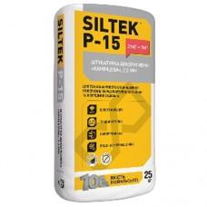 SILTEK Р-15 Штукатурка Короед 2 мм белая