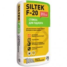 SILTEK F-20 стяжка для пола (10-100 мм)