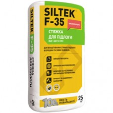 SILTEK F-35 Стяжка высокопрочная (35МПа) (5-50 мм)
