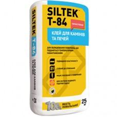 SILTEK Т-84 клей для облицовки каминов и печей