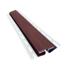 Н-профиль белый для соединения софитов Asko (коричневый, графит, бежевый)