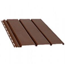 Софит Bryza (коричневый, красный, графит, зеленый, кирпичный, черный) 1,22 м.кв.