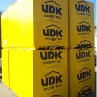 Газоблок UDK 600*200*100 (Кратно паллете)