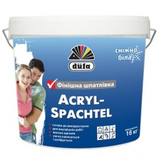 Шпаклевка акриловая DUFA Acryl Spachtel 16 кг