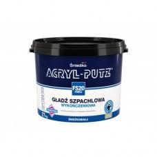 Финишная акриловая шпаклевка ACRYL-PUTZ FS20 17 кг
