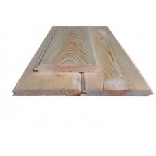 Имитация бруса (фальшбрус) 130мм 2 сорт