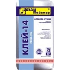 КЛЕЙ-14  смесь эластифицированная