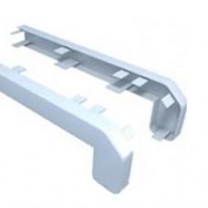 Заглушка 350 мм с одним капиносом (пара)