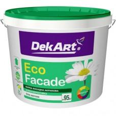 Краска фасадная DekART Eco Faсade 6,3 кг