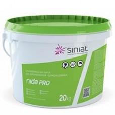 Универсальная шпаклевка PLATO NIDA PRO Readymix 20 кг