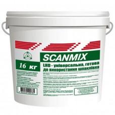 Финишная акриловая шпаклевка SCANMIX LHD 16 кг