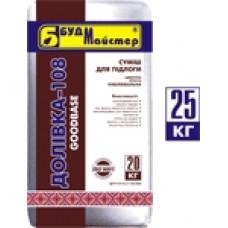 ДОЛІВКА-108 Нивелирмасса для полов цементная простая