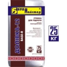 ДОЛІВКА-12 Стяжка для полов цементная улучшеннная М-350