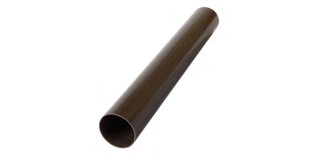 Труба водосточная 90*4000 Gamrat 125/90