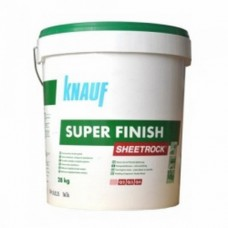 Шпаклевка Knauf Sheetrock SuperFinish 28 кг