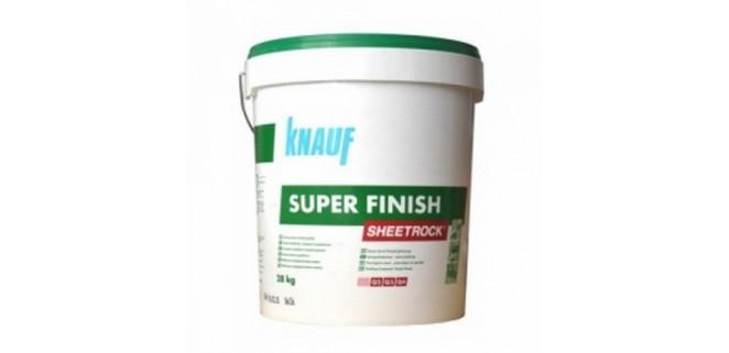 Шпаклевка Knauf Sheetrock SuperFinish 28 кг