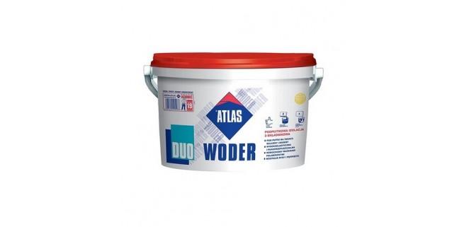 ATLAS WODER DUO эластичная гидроизоляционная смесь 16 кг