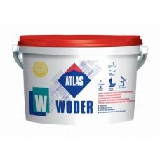 ATLAS WODER W эластичная гидроизоляционная смесь 10 кг