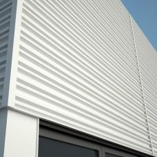 Дежавю - металлическая фасадная панель