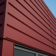 Комплект - металлическая фасадная панель