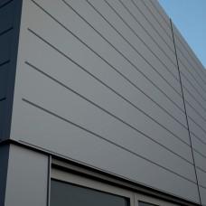 Либерти - металлическая фасадная панель