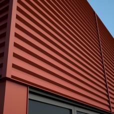 Оригинал - металлическая фасадная панель