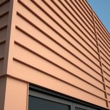 Элегант - металлическая фасадная панель
