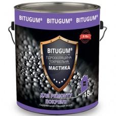 Битумная мастика для кровли BITUGUM 3 кг