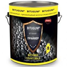 Праймер битумно-каучуковый BITUGUM 18л
