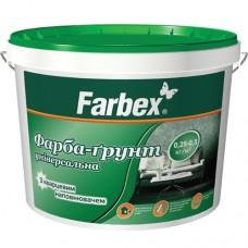Краска-грунт универсальная Farbex 14 кг