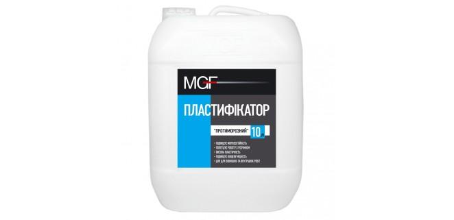 Противоморозный пластификатор MGF 5 л