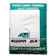 Цемент ПЦ I-500 Н (25 кг) Міцний дім Евроцемент