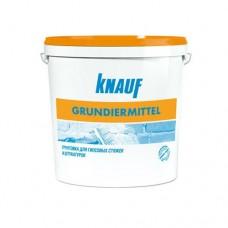 Кнауф Грундирмиттель грунтовка концентрат 1:3 10 кг