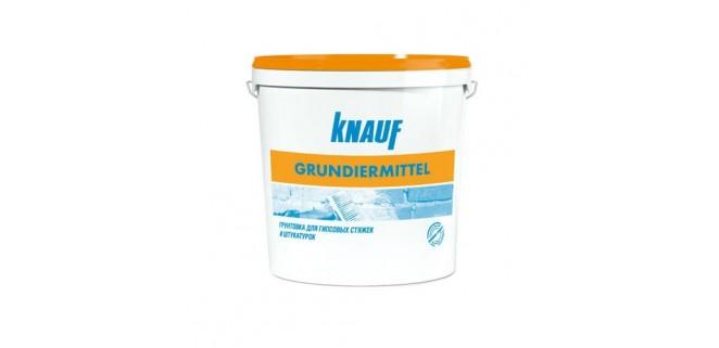 Кнауф Грундирмиттель грунтовка концентрат 1:3 5 кг