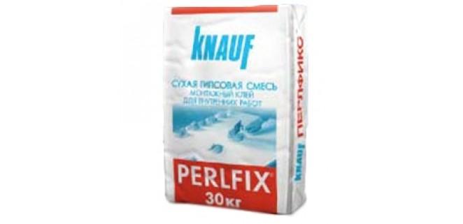 Knauf Perlfix клей для гипсокартона 30 кг