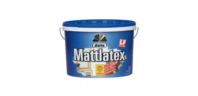 Краска DUFA Mattlatex D100 14 кг (9 л)