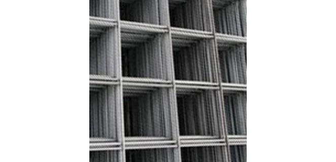Сетка кладочная 100х100, d 4, 0,5х2,0 м Эконом ТУ