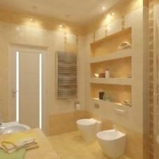 Применение гипсокартона при оформлении ванны