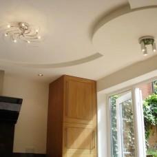 Гипсокартон – отделка и декоративное оформление потолков