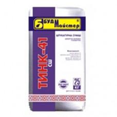 ТИНК-41 Штукатурка цементно-известковая