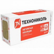 Базальтовая вата ТехноНИКОЛЬ ТЕХНОРУФ 45 50 мм 140 кг/м3 2,88 м2