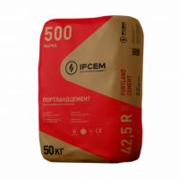 Цемент ПЦ I-500-Д0-Н (50 кг) Ивано-Франковск (заводская тара)